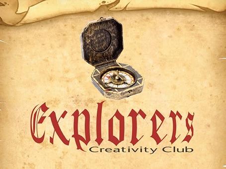 Explorers LARPing Creativity Club - AngelArts