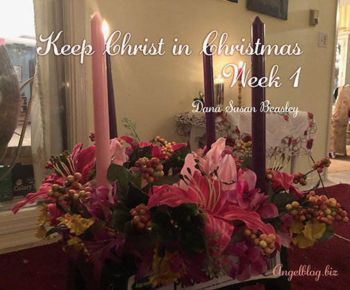[Advent] Let Christ Shine!