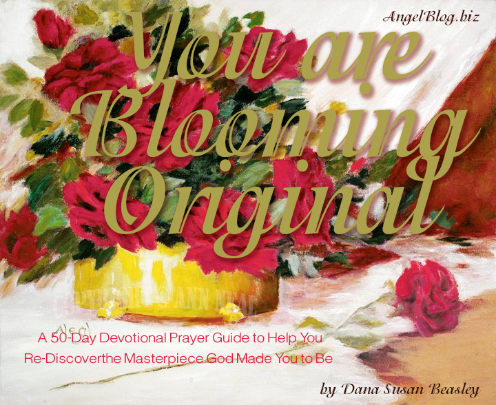 You are a Blooming Original Devotional and Prayer Guide Day Twelve