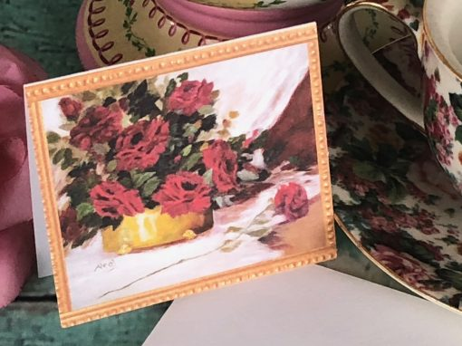 art notecard