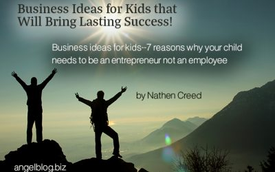 Business Ideas for Kids that Will Bring Lasting Success!