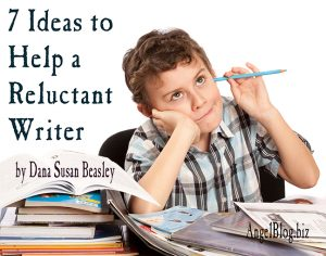 reluctant writer