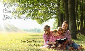 kids devotional