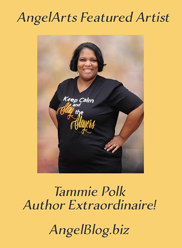 Featured Artist–Author Tammie Polk