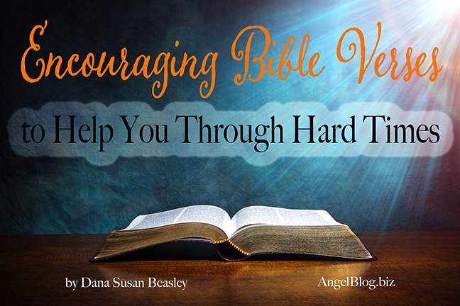 Encouraging Bible Verses to Help You Through Hard Times