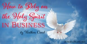 how to rely on the Holy Spirit