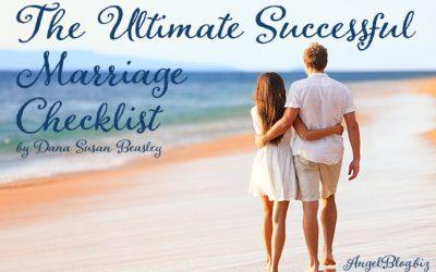 The Ultimate Successful Marriage Checklist