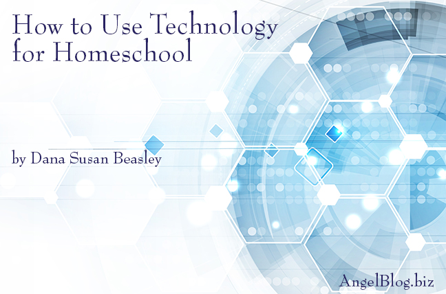 How to Use Technology for Homeschool